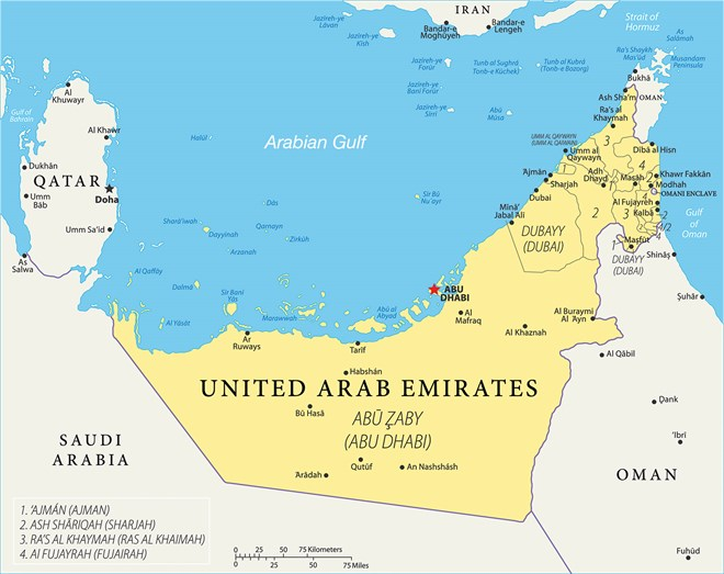 AMENDED UAE MAP FOR WEBSITE